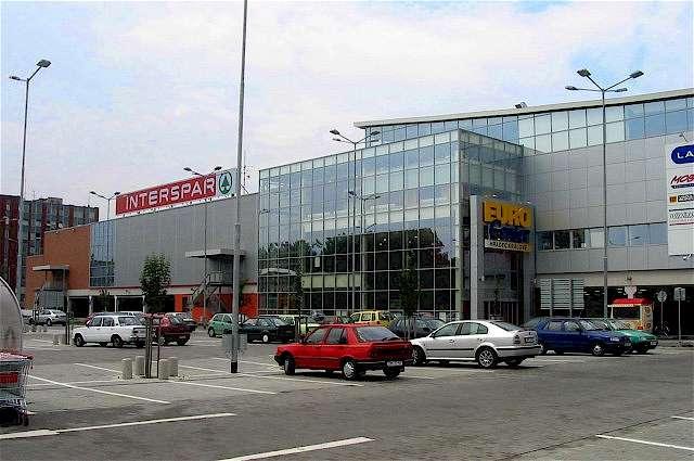 Společensko obchodní centrum Hradec Králové