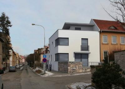 House in Brno – Slezská