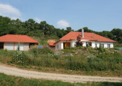 Rodinný dům Újezd u Tišnova
