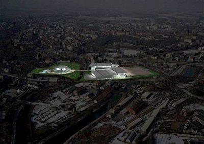 Polyfunkční areál Olomouc (studie)
