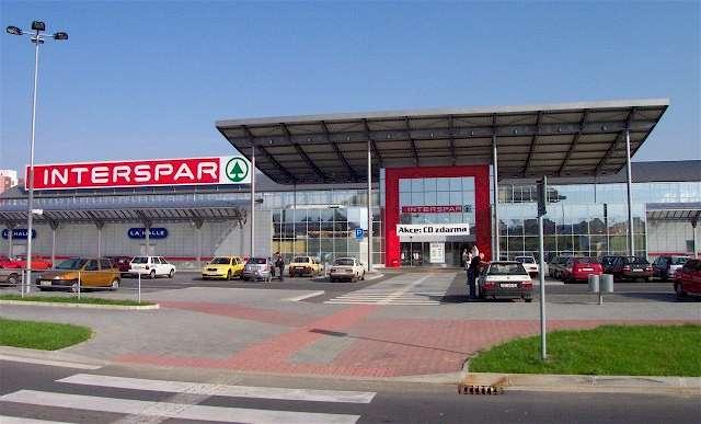 Společensko obchodní centrum Ostrava – Dubina