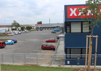 Warehouse XXXLutz + Möbelix Brno